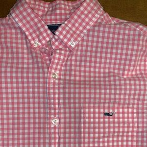 Vineyard Vines Classic Tucker Button Down Shirt HP